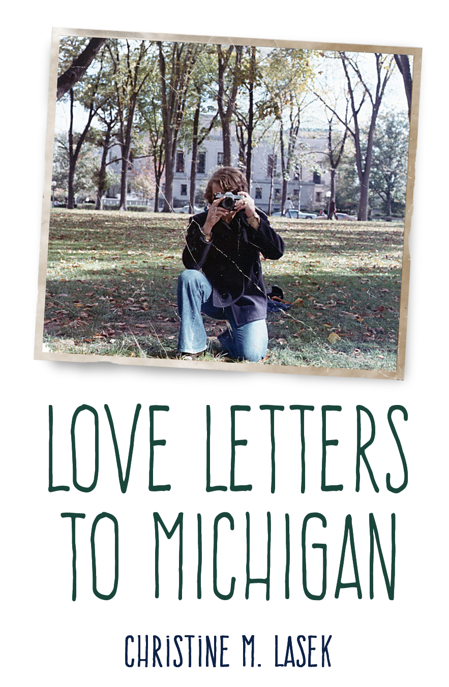 Love Letters to Michigan Cover
